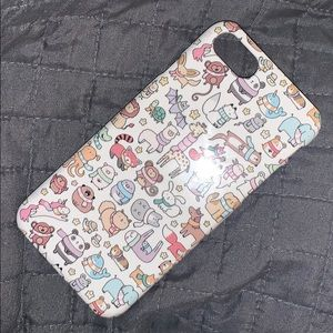 Accessories - 🧶NWOT Cutesy Animal Phone Case